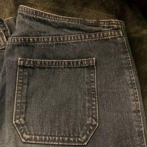 Abercrombie Ladies Vintage Bell Boot-Cut Jeans Sz8